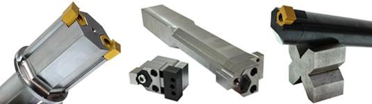 special tools and inserts for broaching and slotting