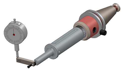 Broaching and slotting tool on milling machines